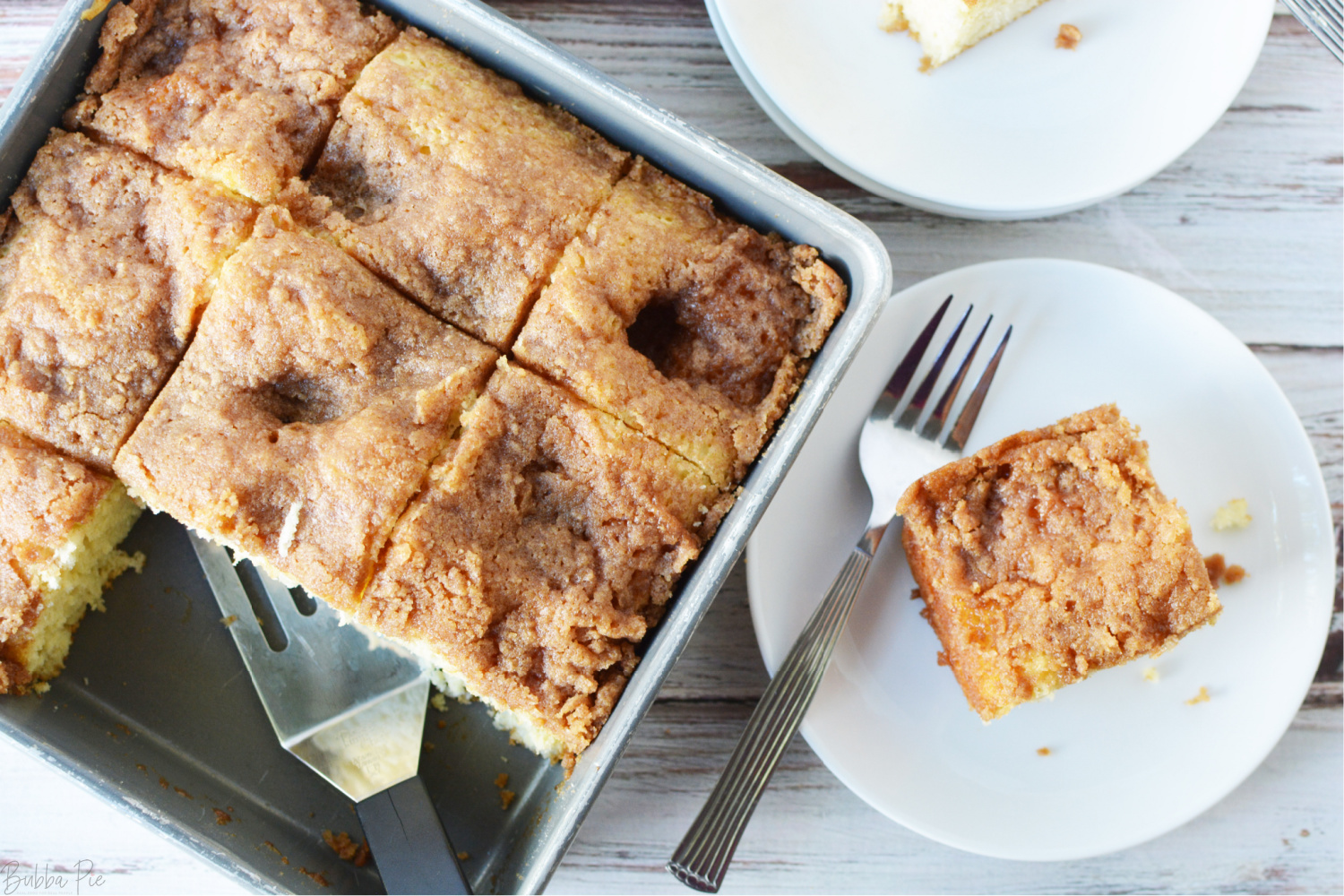 Easy Coffee Cake Recipe with Bisquick
