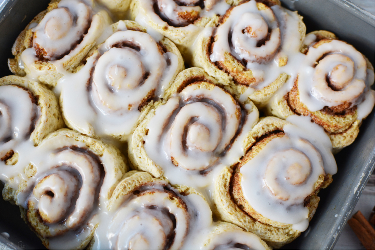 Making Cinnamon Rolls with Bisquick is a quick way for a breakfast or brunch treat.
