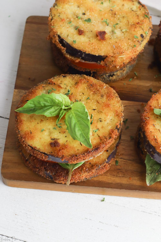 Eggplant Napoleon Recipe