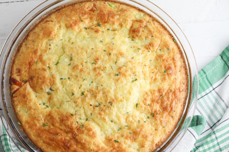 Bisquick Zucchini Pie Recipe