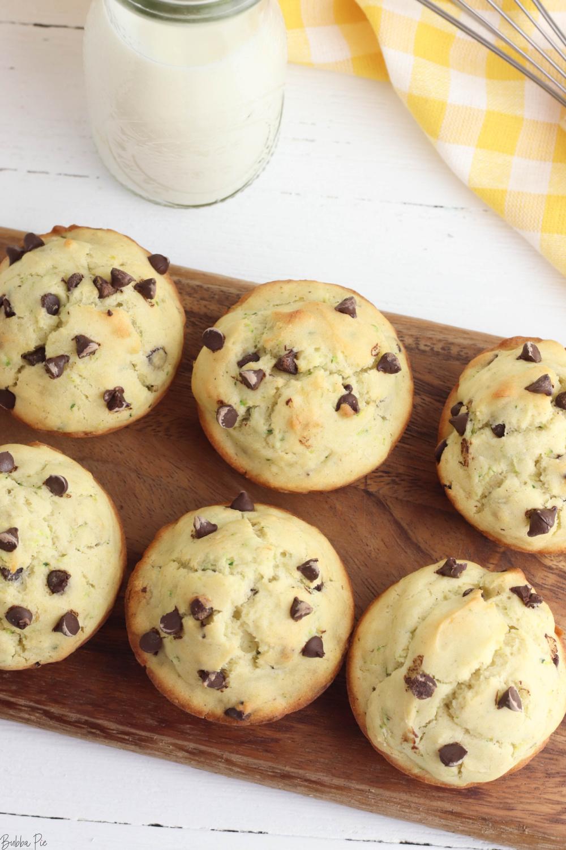 Banana Zucchini Muffins Recipe