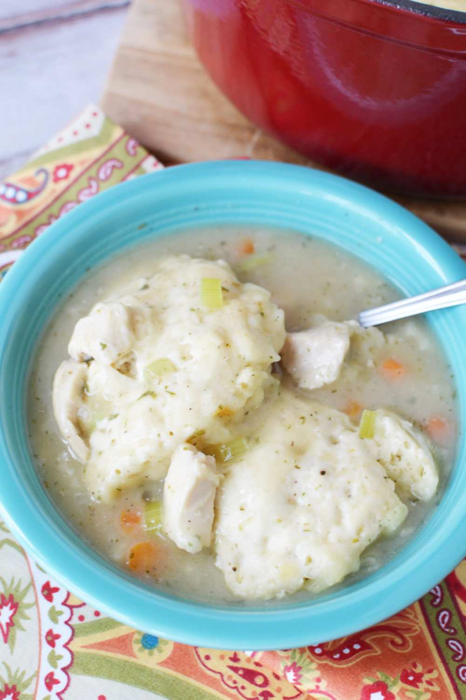 Bisquick Chicken and Dumplings Recipe