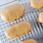 Maple Bars On Wire Cooling Rack