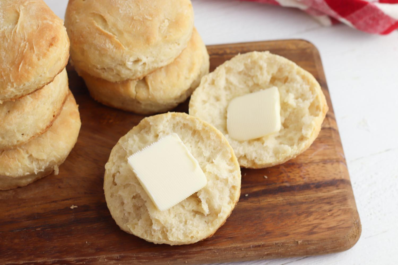 Cracker Barrel Biscuits Recipe