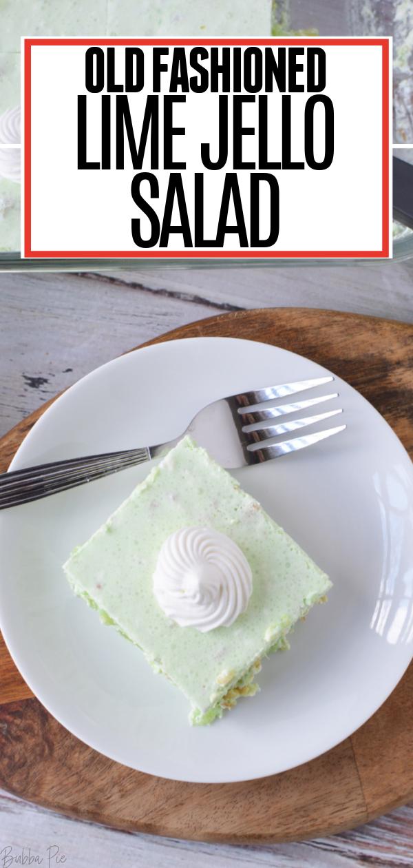 Lime Jello Salad Pin