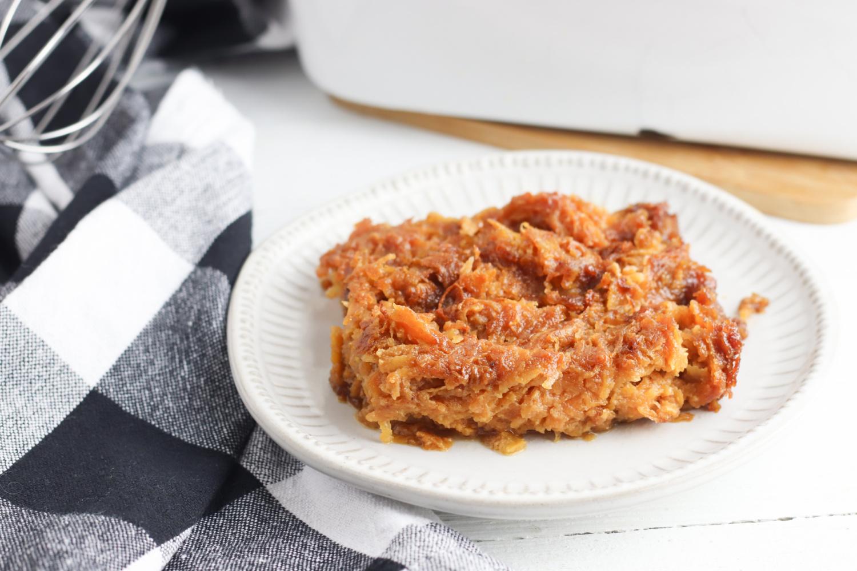 Southern Sweet Potato Pone Recipe